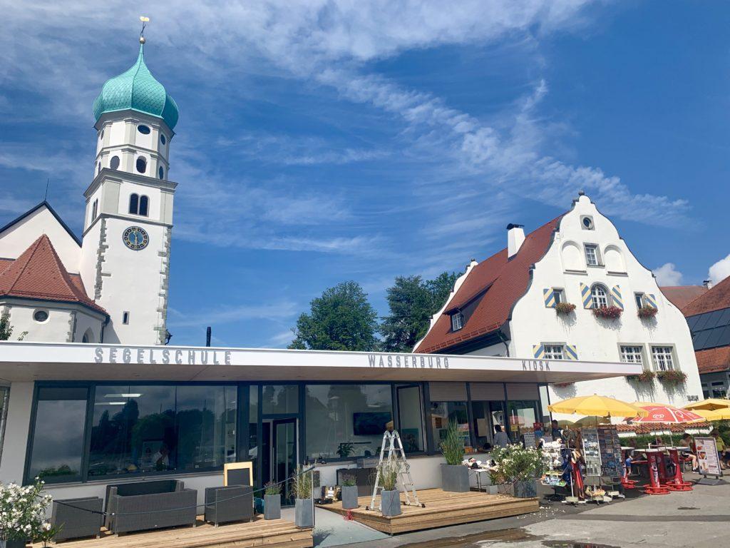 Segelschule Wasserburg Bodensee