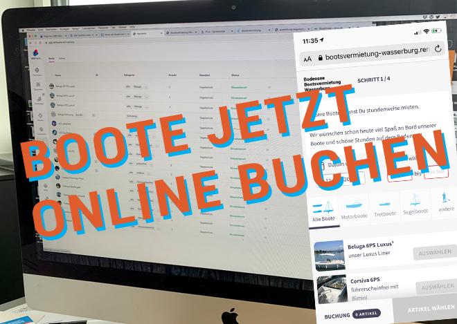Boote am Bodensee jetzt bequem online mieten